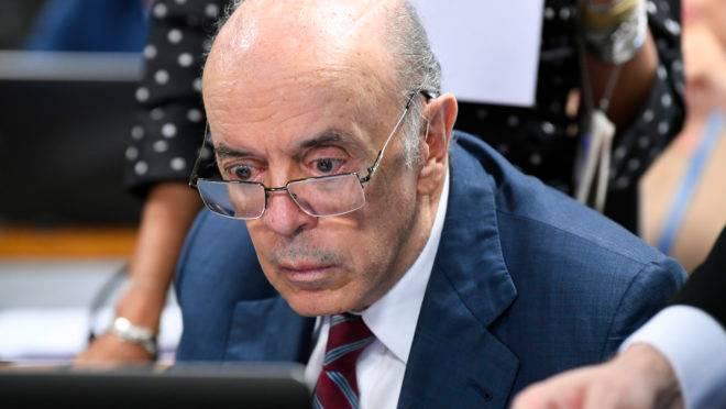 José Serra foi denunciado pela Lava Jato