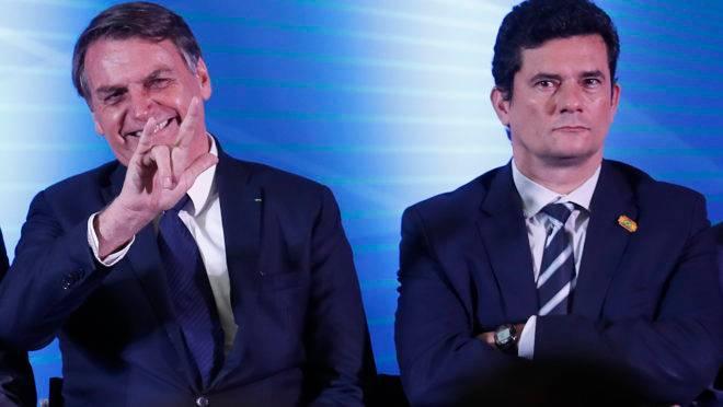 Moro critica governo Bolsonaro por falta de agenda anticorrupção