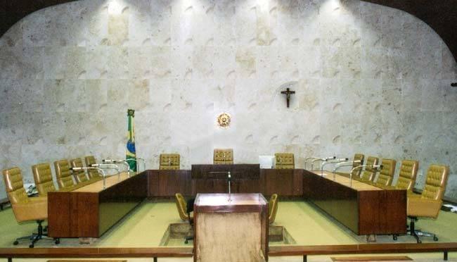 Plenário do STF.