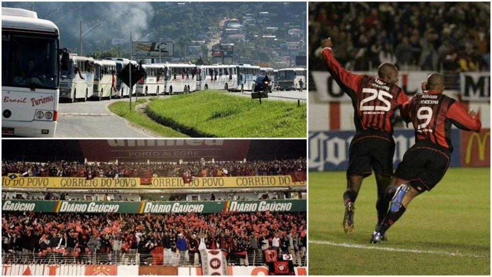 """O drama no Beira-Rio pelos atleticanos vices da Libertadores: """"Sacanagem, revolta"""""""