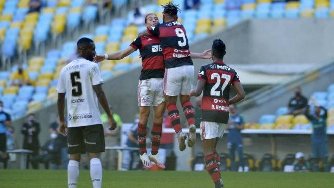 Flamengo acabou liberando transmissão de jogo no Youtube