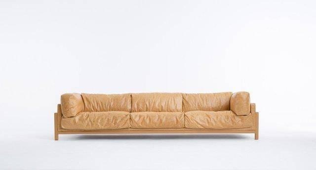 Sofá Pam Am, por Arthur Casas Design. Foto: divulgação