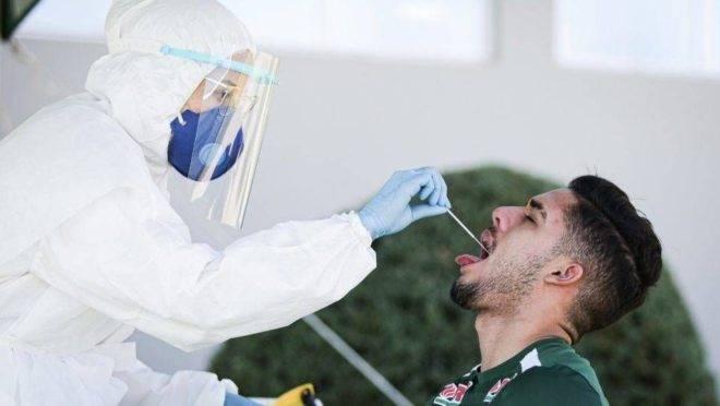 Funcionário do Coritiba testa positivo para coronavírus e caso é grave