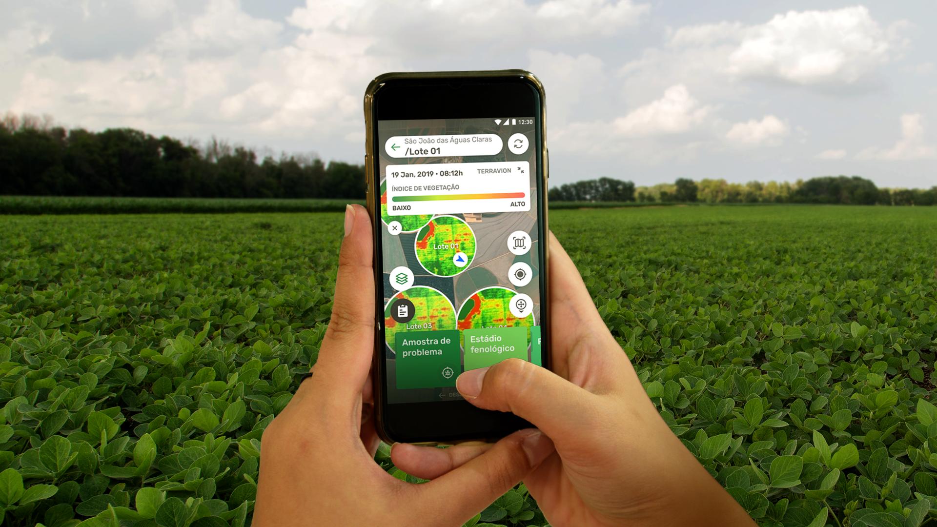 Cropwise amplia o acesso por parte de pequenos e médios produtores às mais inteligentes e modernas ferramentas de gestão e monitoramento do plantio