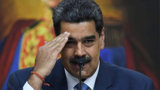 maduro milícia venezuela