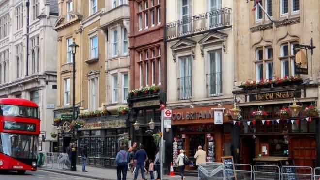 Rua de Londres