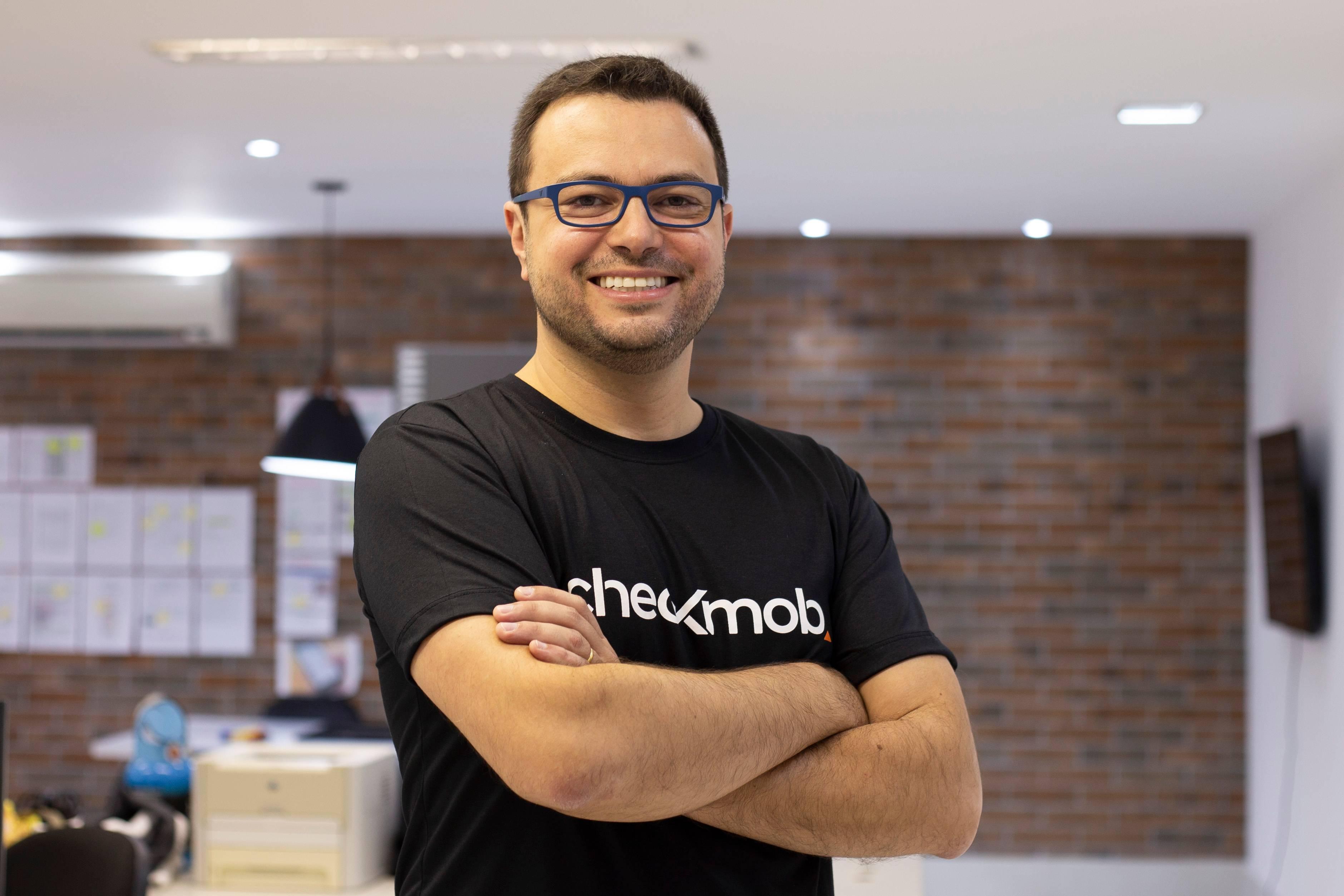 Norton Luiz Ritzmann, fundador da CheckMob.