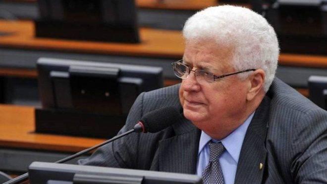 Ex-deputado Nelson Meurer  estava preso, condenado na Lava Jato