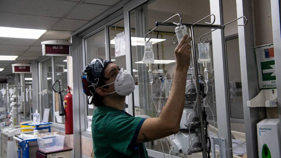 Chile registra mais de 3 mil casos da Covid-19 em um dia