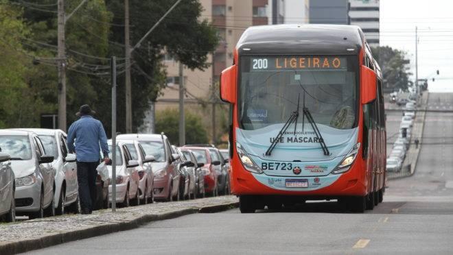Ônibus de Curitiba