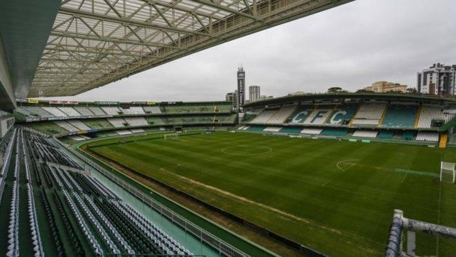 Estádio Couto Pereira, do Coritiba