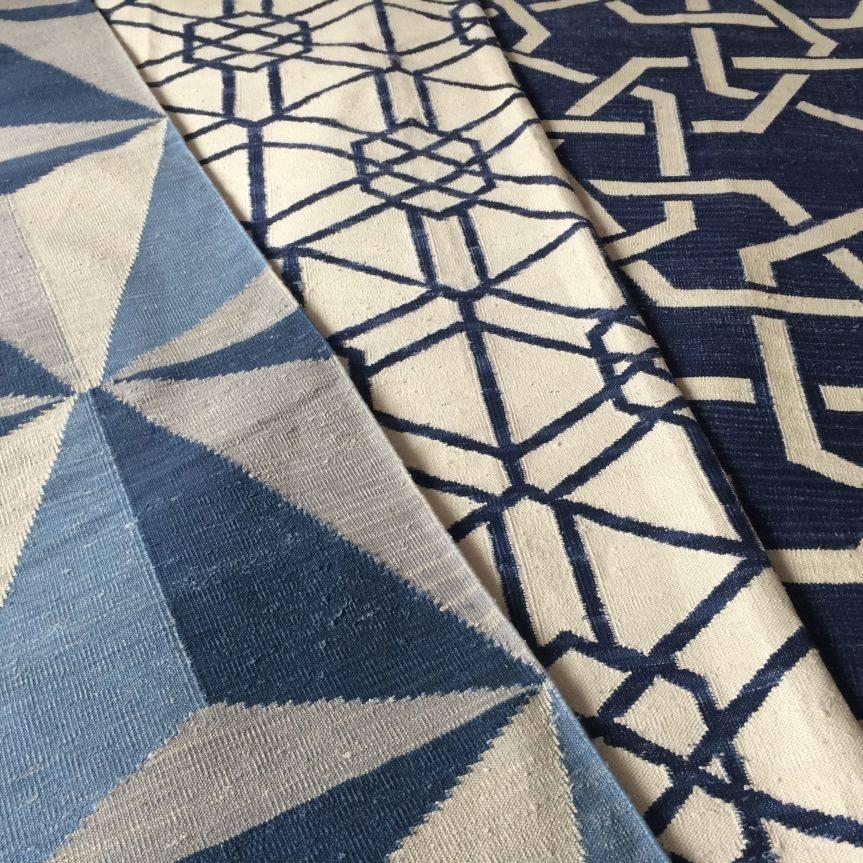 O material de composição dos tapetes pode ser sintético ou natural. Entre os sintéticos, poliéster, poliamida, polipropileno e vinil são os mais comuns. Entre os naturais, estão lã, seda, algodão e sisal. Foto: By Kamy