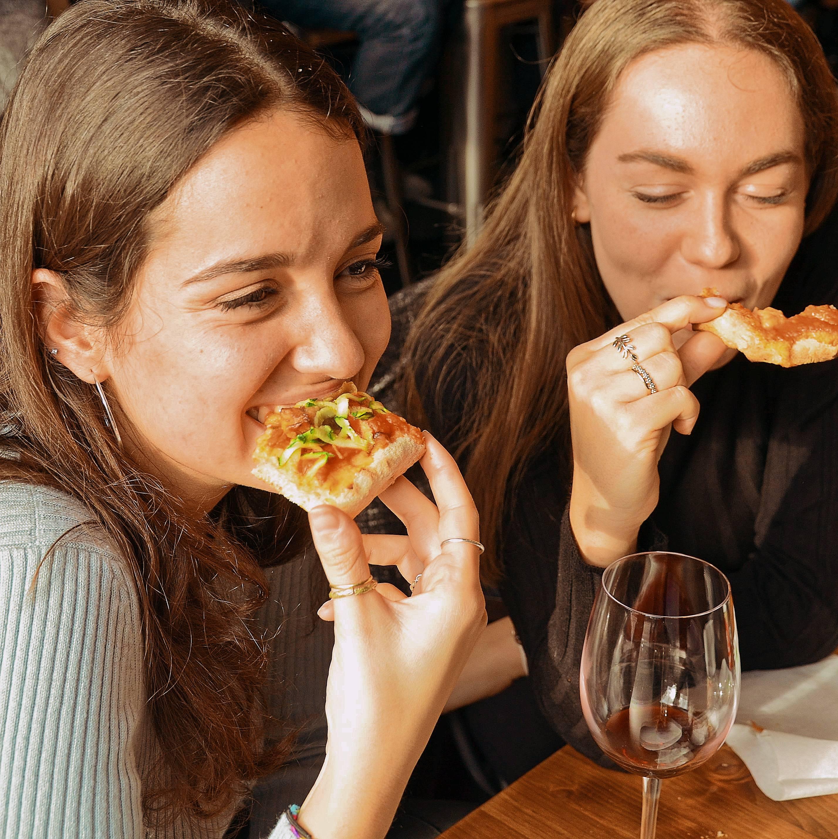 Pizza em Florença