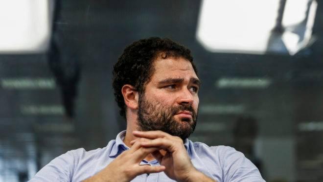 Presidente do Coritiba, Samir Namur.