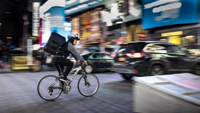 Zonas de delivery em até 60 minutos foram valorizadas em até 10% nos mercados mobiliários de Pequim, Shenzhen e Xangai.