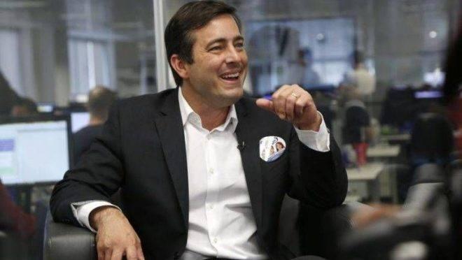 João Arruda é o candidato do MDB à prefeitura de Curitiba