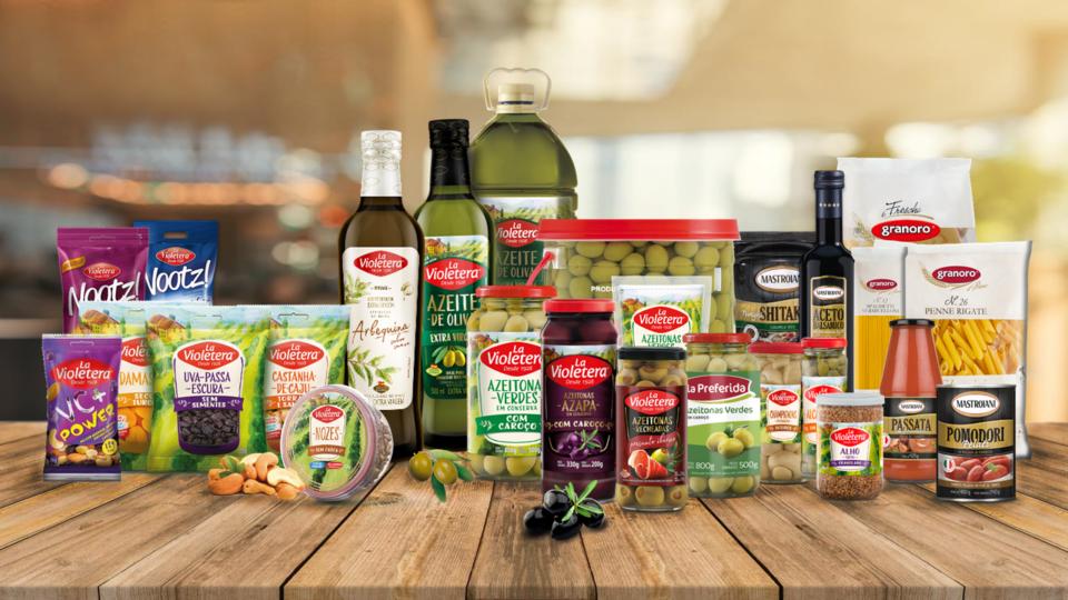 """La Violetera entra na casa das pessoas com produtos especiais para ajudar os """"novos chefs"""""""