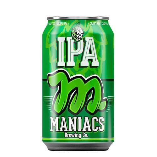 <strong>Maniacs IPA da cervejaria Maniacs Brewing:</strong> 355 ml, teor alcoólico 4,7%, preço R$ 6,99 .