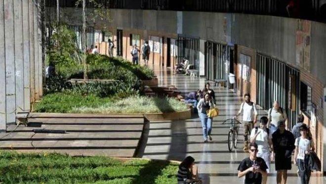 Campus da UnB