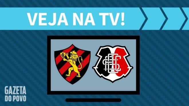 Sport x Santa Cruz AO VIVO: como assistir ao jogo na TV