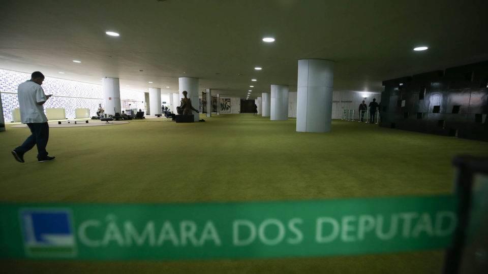 Câmara deixa para semana que vem votações sobre TRF-6 e recuperação judicial