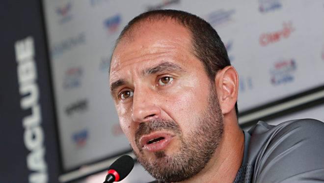 Allan Aal, técnico do Paraná
