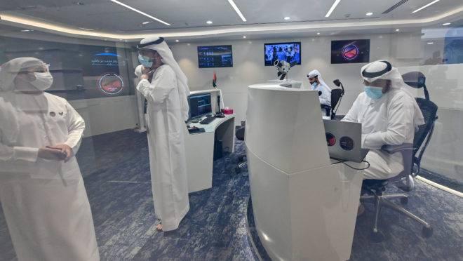 marte emirados árabes unidos