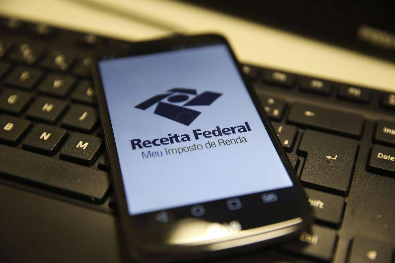 Aplicativo para declaração do Imposto de Renda. Foto: Marcello Casal Jr./Agência Brasil