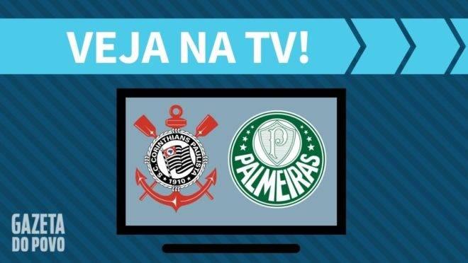 Corinthians X Palmeiras Ao Vivo Como Assistir Ao Jogo Na Tv
