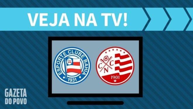 Bahia x Náutico AO VIVO: como assistir ao jogo na TV