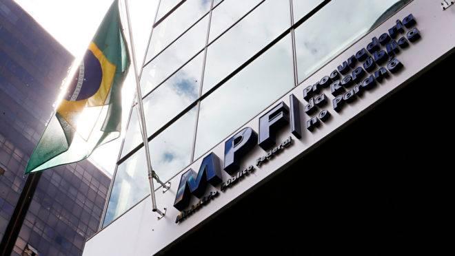 fachada da sede do Ministério Público Federal (MPF) do Paraná, onde funciona a força-tarefa da Lava Jato.fachada da sede do Ministério Público Federal (MPF) do Paraná, onde funciona a força-tarefa da Lava Jato.