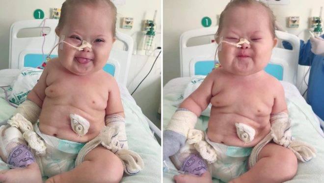 """Conhecido na internet como """"Super Chico"""" ele passou por sete cirurgias, tem cardiopatia, displasia pulmonar e contraiu Covid-19"""