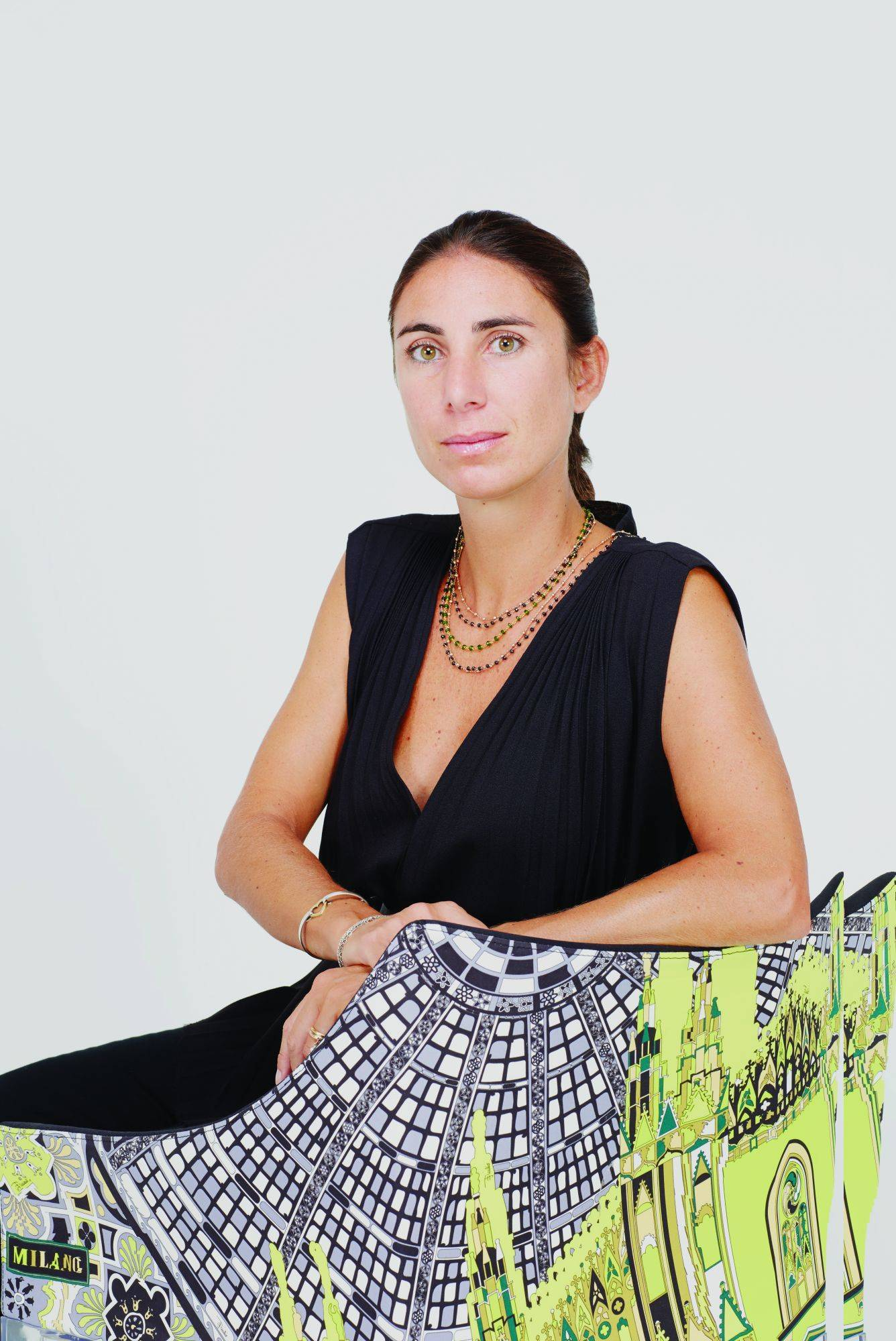 Lorenza Luti, diretora de marketing e varejo da Kartell. Foto: Tommaso Gesuato