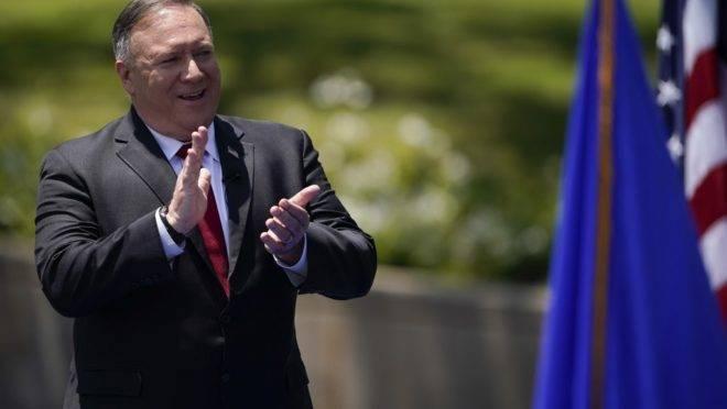 O secretário de Estado dos EUA, Mike Pompeo, vai estar em Boa Vista, capital de Roraima.