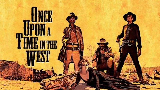 """Cartaz do filme """"Era uma Vez no Oeste"""""""