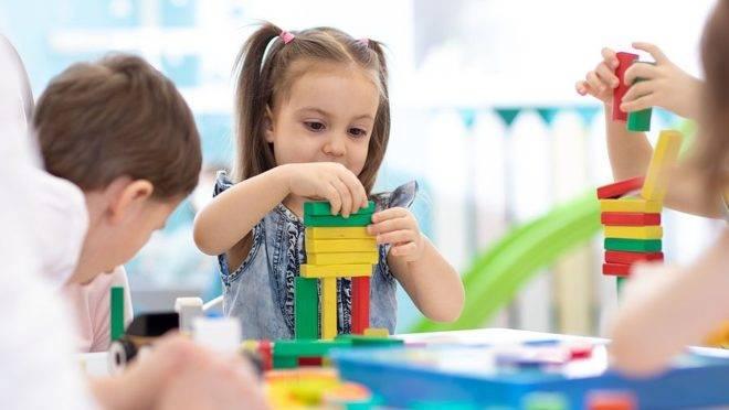 Educação infantil é afetada pela pandemia