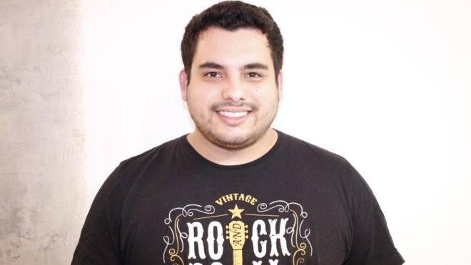 Afinidade com a área de tecnologia e empregabilidade foram fatores decisivos para Matheus Silva escolher o curso de Sistemas de Informação.