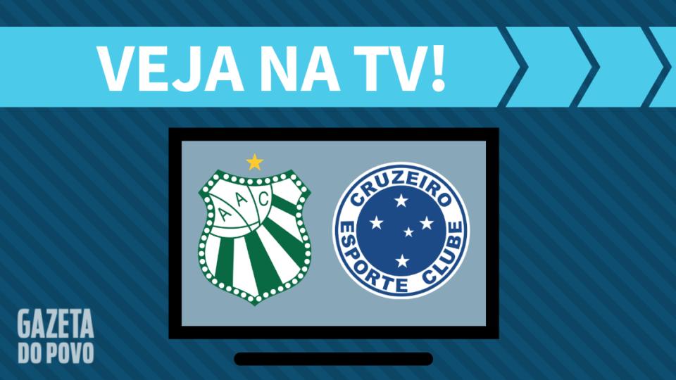 Caldense x Cruzeiro AO VIVO: onde assistir ao jogo na TV