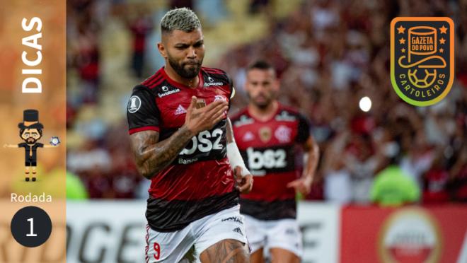 Dicas do Cartola FC 2020 – 1ª rodada: escalações e apostas