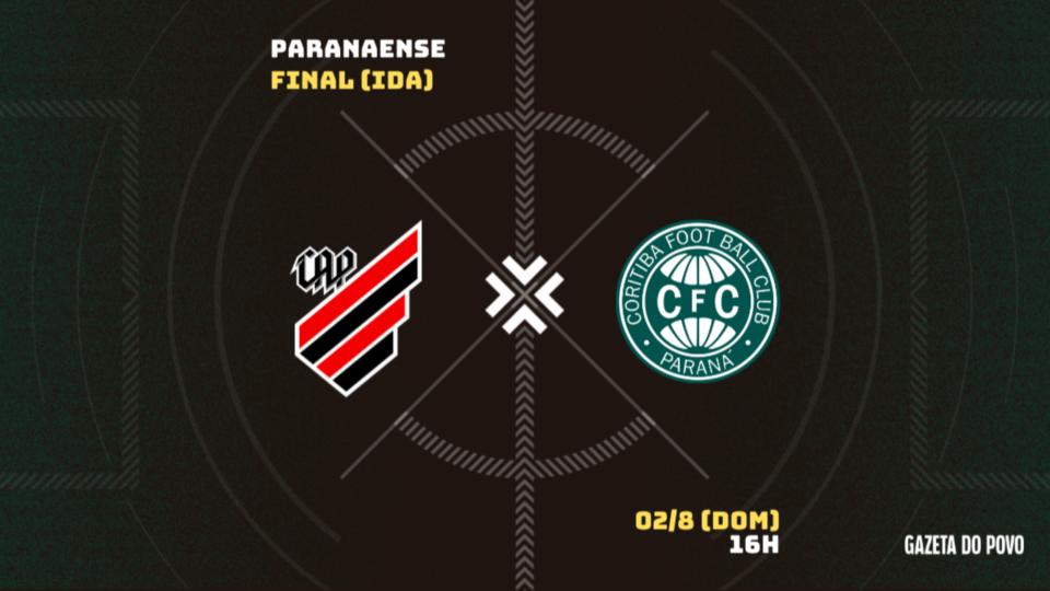 Atletiba: Saiba tudo sobre o primeiro jogo da final do Paranaense