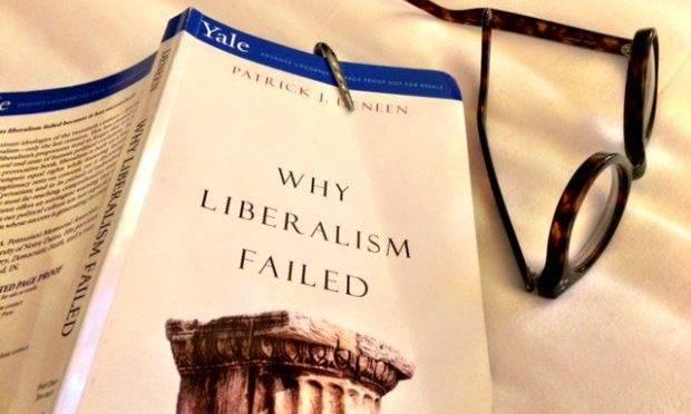 Why Liberalism Failed, Patrick Deenen: contradição interna na concepção de liberdade.