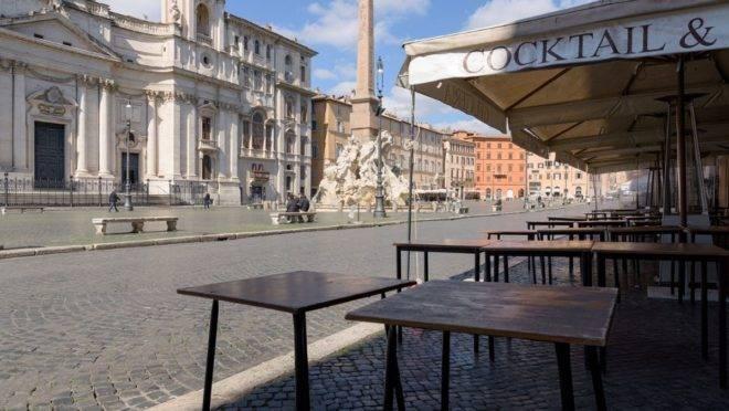 Restaurantes Itália