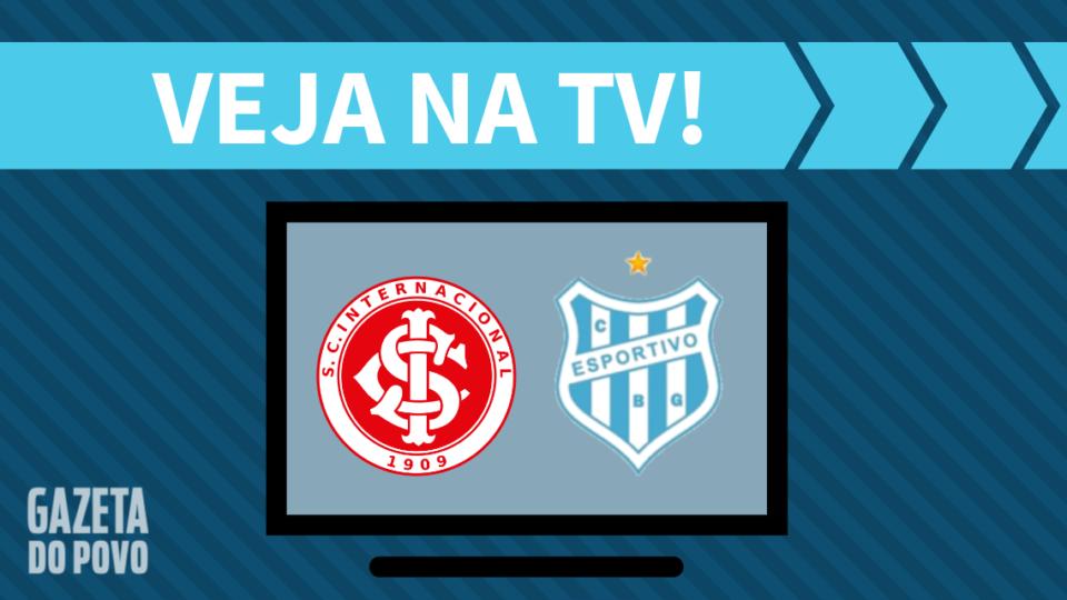 Internacional x Esportivo AO VIVO: saiba como assistir ao jogo na TV
