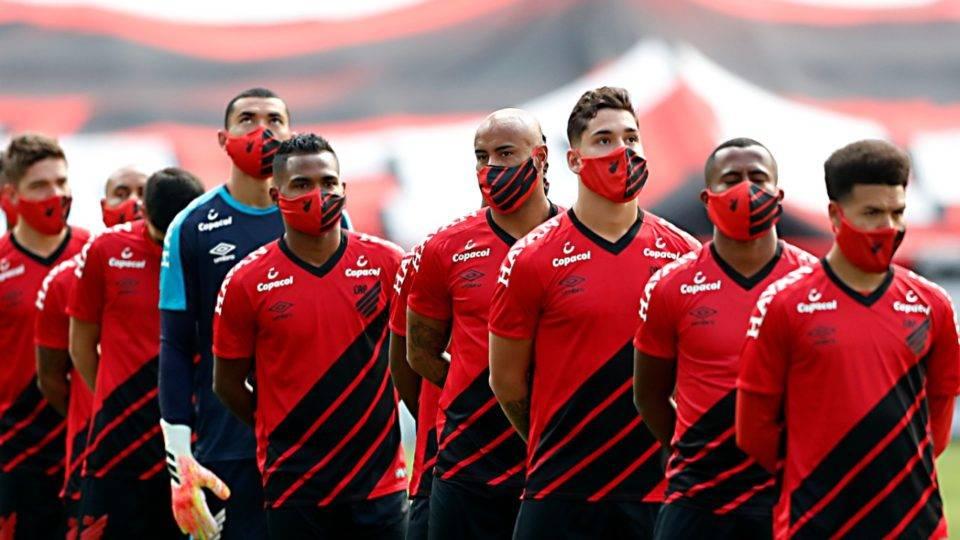 Após testes de Covid-19, Athletico divulga 27 relacionados para final