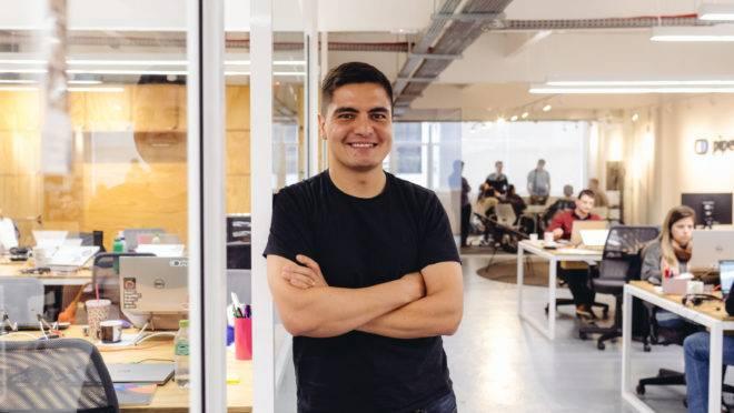 Alessio Alionço, fundador e CEO da Pipefy.