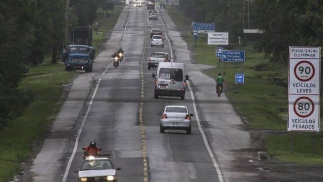 Nova estrada seria paralela à PR-412