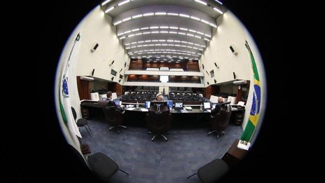 Sessão remota da Assembleia Legislativa