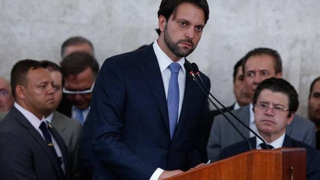 Alexandre Baldy, secretário de Transportes de São Paulo