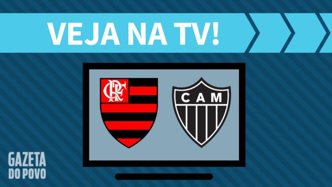 Flamengo x Atlético-MG AO VIVO: saiba como assistir na TV