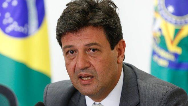 "Cenário seria ""infinitamente pior"" se seguíssemos Bolsonaro, diz Mandetta"